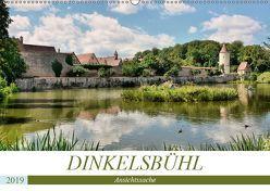 Dinkelsbühl – Ansichtssache (Wandkalender 2019 DIN A2 quer) von Bartruff,  Thomas