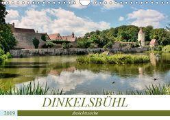 Dinkelsbühl – Ansichtssache (Wandkalender 2019 DIN A4 quer) von Bartruff,  Thomas
