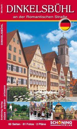 Dinkelsbühl von Bogenberger,  Walter, Kootz,  Wolfgang
