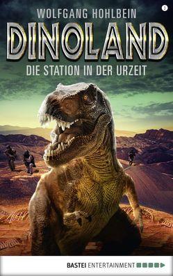 Dino-Land – Folge 03 von Hohlbein,  Wolfgang