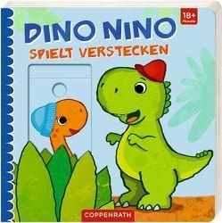 Dino Nino spielt Verstecken von Terweh,  Christian