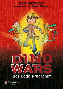 Dino Wars, Band 01 von Blecha,  Aaron, Flegler,  Leena, Metcalf,  Dan