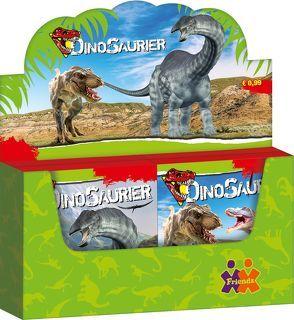 Dinosaurier 5 – 8. Verkaufskassette von Siegers,  Julia