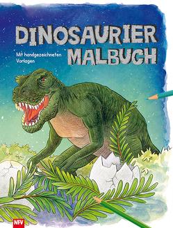 Dinosaurier – Malbuch