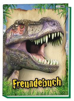 Dinosaurier: Freundebuch von Panini