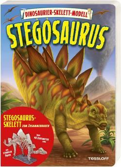Dinosaurier Skelett-Modell. STEGOSAURUS von Bampton,  Claire, Finan,  Karin, Howard,  Colin