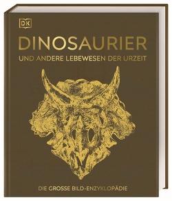 Dinosaurier und andere Lebewesen der Urzeit von Matthiesen,  Stephan