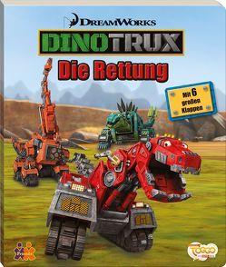 Dinotrux. Die Rettung