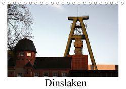 Dinslaken (Tischkalender 2018 DIN A5 quer) von Daus,  Christine