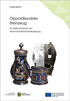 Dippoldiswalder Steinzeug von Barth,  Anne, Wilke,  Detlef