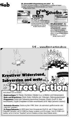 Direct Action CD von Bergstedt,  Jörg, Neuhaus,  Patrick