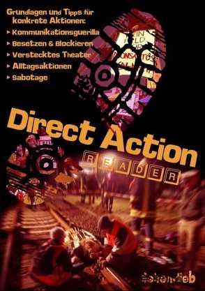 Direct Action Reader von Bergstedt,  Jörg, Neuhaus,  Patrick