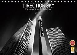 Direction Sky – Faszination Architektur 2019 (Tischkalender 2019 DIN A5 quer) von Glaab,  Holger