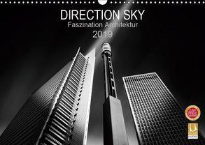 Direction Sky – Faszination Architektur 2019 (Wandkalender 2019 DIN A3 quer) von Glaab,  Holger