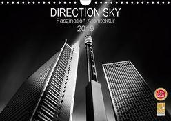 Direction Sky – Faszination Architektur 2019 (Wandkalender 2019 DIN A4 quer) von Glaab,  Holger