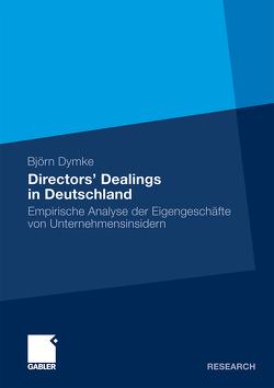 Directors' Dealings in Deutschland von Dymke,  Björn M.