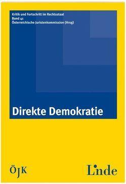 Direkte Demokratie von Juristenkommission,  Österreichische