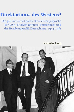 """""""Direktorium"""" des Westens? von Lang,  Nicholas"""
