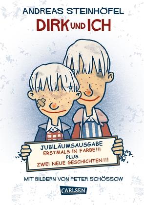 Dirk und ich von Schössow,  Peter, Steinhöfel,  Andreas