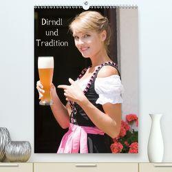 Dirndl und Tradition (Premium, hochwertiger DIN A2 Wandkalender 2020, Kunstdruck in Hochglanz) von STphotography