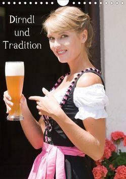 Dirndl und Tradition (Wandkalender 2020 DIN A4 hoch) von STphotography