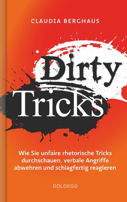 Dirty Tricks von Berghaus,  Claudia