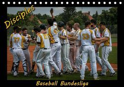 Disciples – Baseball Bundesliga (Tischkalender 2019 DIN A5 quer) von Kufner,  Janina