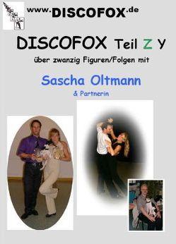 Discofox Figuren Teil ZY von Schmidt,  Walter