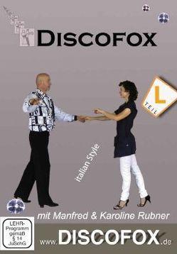 Discofox Teil L – italian Style von Schmidt,  Walter