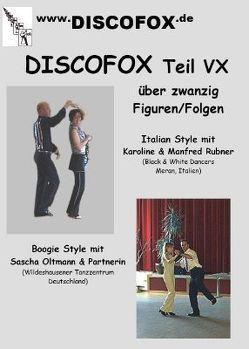 Discofox Teil VX von Schmidt,  Walter