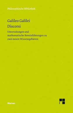 Discorsi von Dellian,  Ed, Galilei,  Galileo
