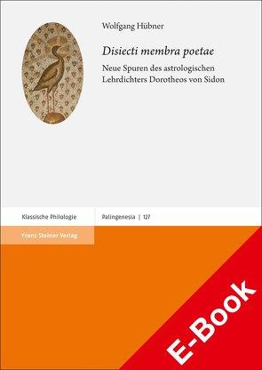 """Disiecti membra poetae"" von Hübner,  Wolfgang"