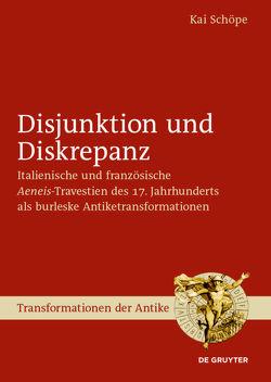 Disjunktion und Diskrepanz von Schöpe,  Kai