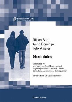 Diskriminiert von Amsler,  Felix, Baer,  Niklas, Domingo,  Anna