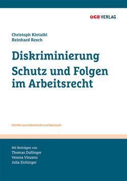 Diskriminierung von Dullinger,  Thomas, Eichinger,  Julia, Kietaibl,  Christoph, Resch,  Reinhard, Vinzenz,  Verena