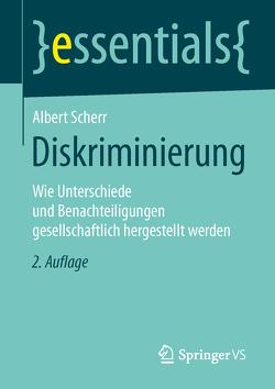 Diskriminierung von Scherr,  Albert