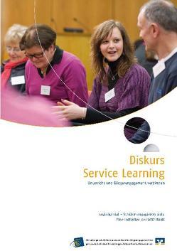 Diskurs Service Learning von Hurrelmann,  Klaus, Nährlich,  Stefan, Picot,  Sibylle, Schröten,  Jutta