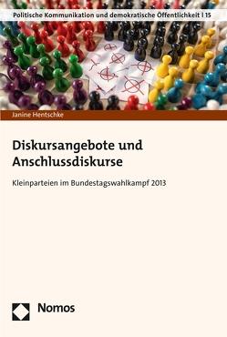 Diskursangebote und Anschlussdiskurse von Hentschke,  Janine