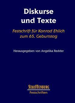 Diskurse und Texte von Redder,  Angelika