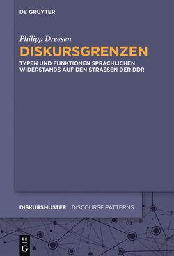Diskursgrenzen von Dreesen,  Philipp