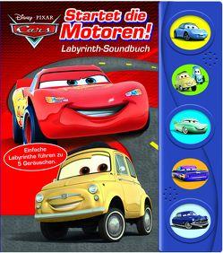Disney·Pixar Cars, Startet die Motoren!