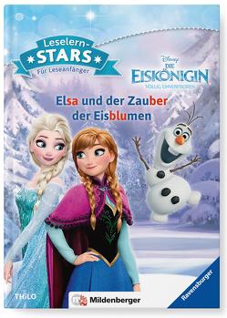 Disney · Die Eiskönigin: Elsa und der Zauber der Eisblumen