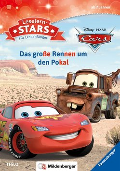 Disney · PIXAR – Cars: Das große Rennen um den Pokal