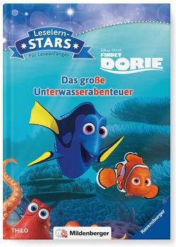 Disney · PIXAR – Findet Dorie: Das große Unterwasserabenteuer