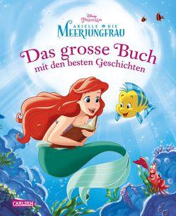Disney Arielle – Das große Buch mit den besten Geschichten von Disney,  Walt