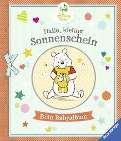 Disney Baby: Hallo, kleiner Sonnenschein – Dein Babyalbum von The Walt Disney Company