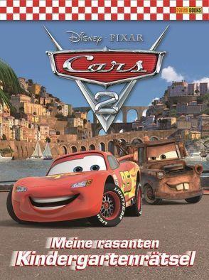Disney Cars 2 Kindergartenblock