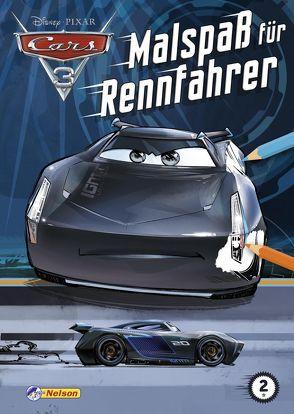 Disney Cars 3: Malspaß für Rennfahrer