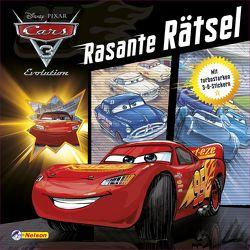 Disney Cars 3: Rasante Rätsel