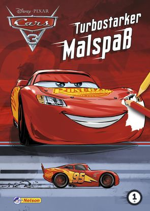 Disney Cars 3: Turbostarker Malspaß